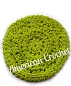 Twist~Ago free Washcloth crochet pattern by Mistie Bush on CraftCoalition.com